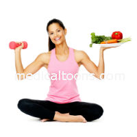diet and exercise guidelines for health