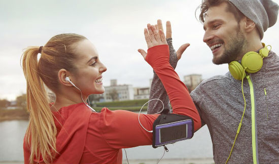 help your wife stay motivated to get fit